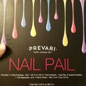 Nail Polish and Tools Set